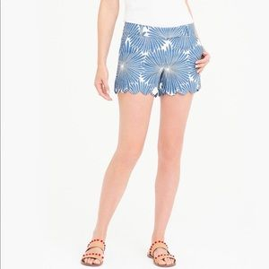 J.Crew Sunburst Shorts